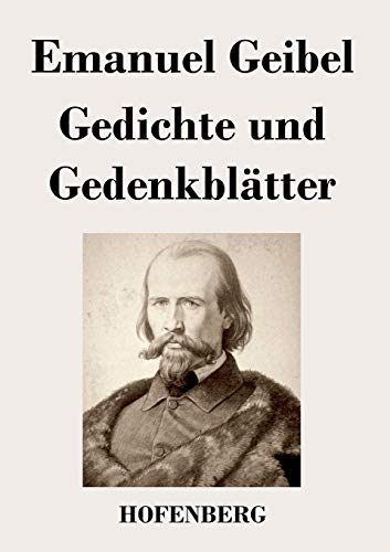 9783843048415: Gedichte und Gedenkblätter