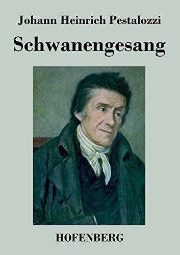 9783843048996: Schwanengesang