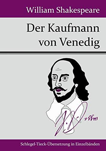 9783843049290: Der Kaufmann von Venedig (German Edition)