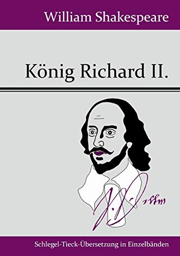 9783843049870: König Richard II. (German Edition)