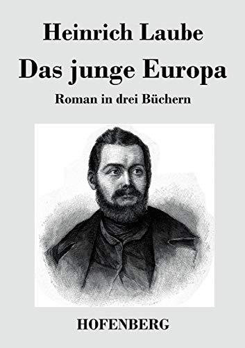 9783843049948: Das junge Europa: Roman in drei Büchern