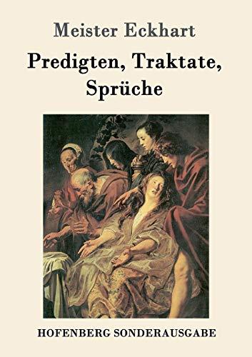 9783843050753: Predigten, Traktate, Sprüche