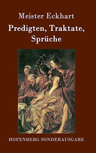 9783843050760: Predigten, Traktate, Sprüche