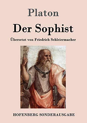 9783843051804: Der Sophist