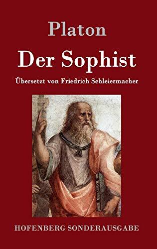 9783843051828: Der Sophist