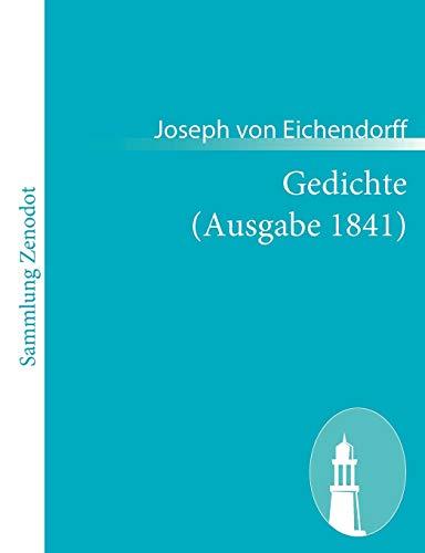 9783843052450: Gedichte (Ausgabe 1841)