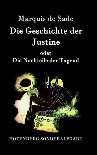 9783843052870: Die Geschichte der Justine oder Die Nachteile der Tugend