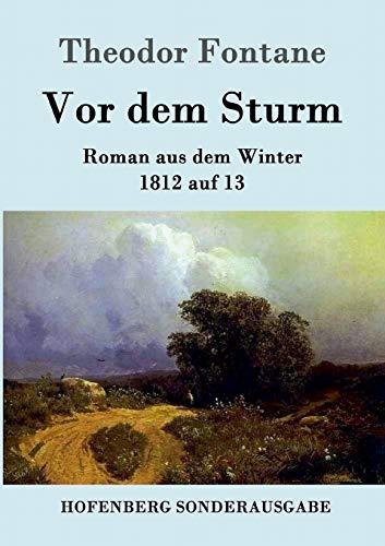 9783843053198: Vor dem Sturm
