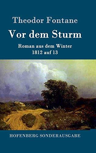 9783843053235: Vor dem Sturm