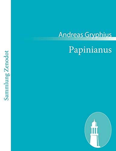 9783843054478: Papinianus (German Edition)