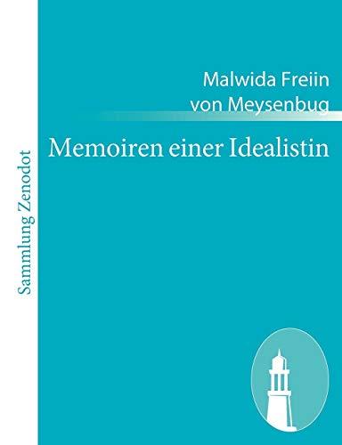 9783843058896: Memoiren einer Idealistin