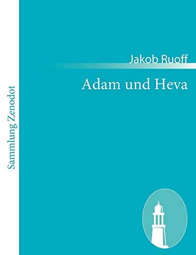 9783843060707: Adam und Heva (German Edition)