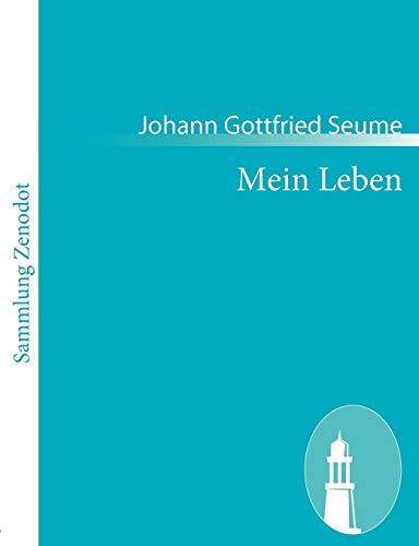 9783843061506: Mein Leben (German Edition)