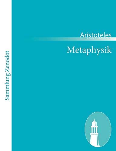9783843064149: Metaphysik: (Ta meta ta physika)