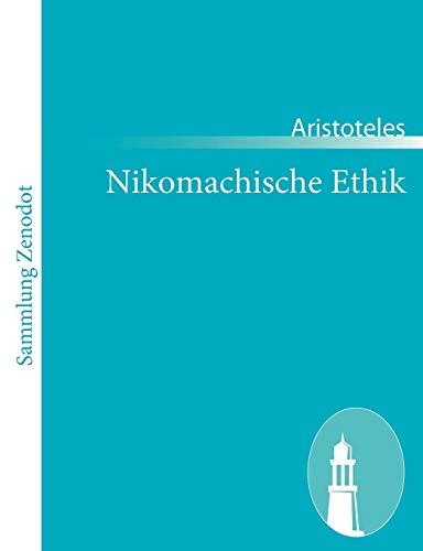 9783843064156: Nikomachische Ethik (German Edition)