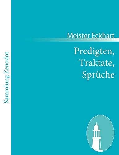 9783843066273: Predigten, Traktate, Sprüche
