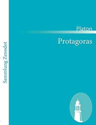 9783843066877: Protagoras: (Prôtagoras)