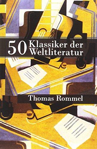 9783843069229: 50 Klassiker der Weltliteratur