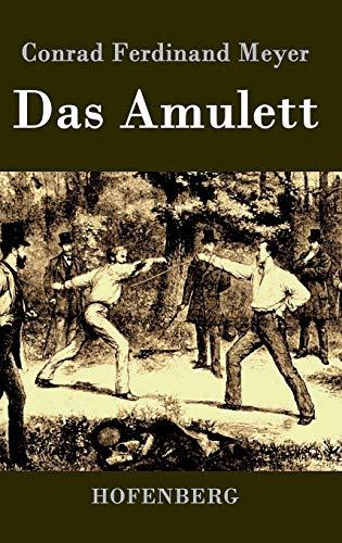 9783843071284: Das Amulett (German Edition)