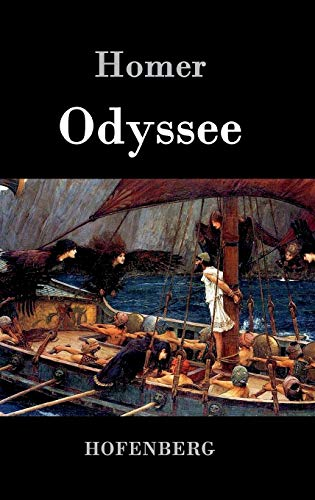 9783843071789: Odyssee (German Edition)