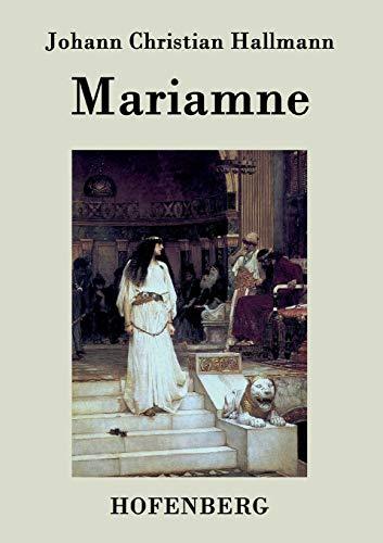 9783843072168: Mariamne
