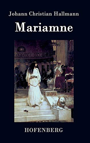 9783843072175: Mariamne