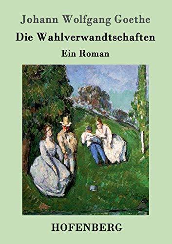 9783843073738: Die Wahlverwandtschaften (German Edition)