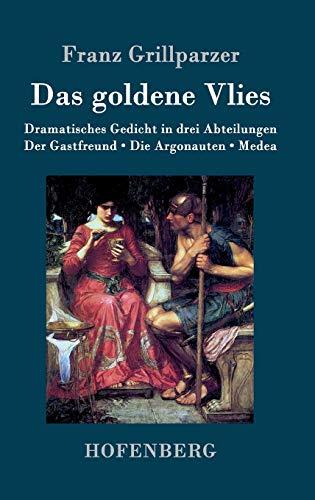9783843075084: Das goldene Vlies