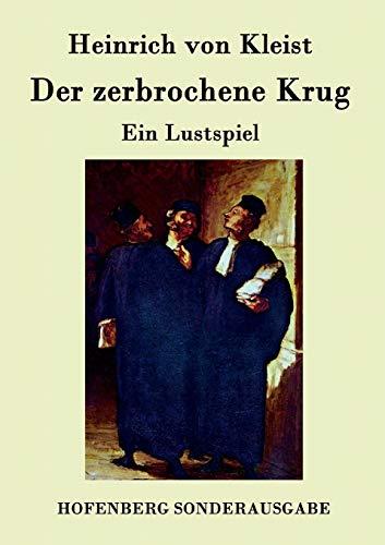 9783843077972: Der zerbrochene Krug (German Edition)