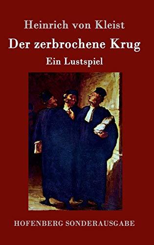 9783843077989: Der zerbrochene Krug (German Edition)