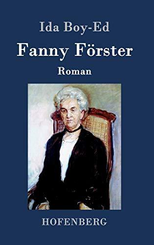 9783843079655: Fanny Förster