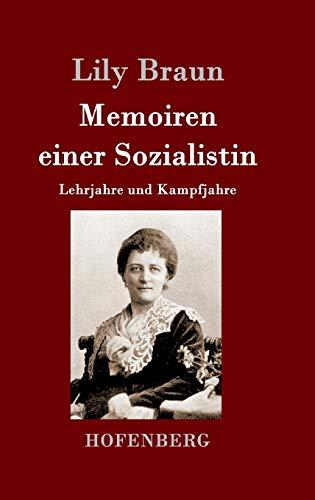9783843079730: Memoiren einer Sozialistin (German Edition)