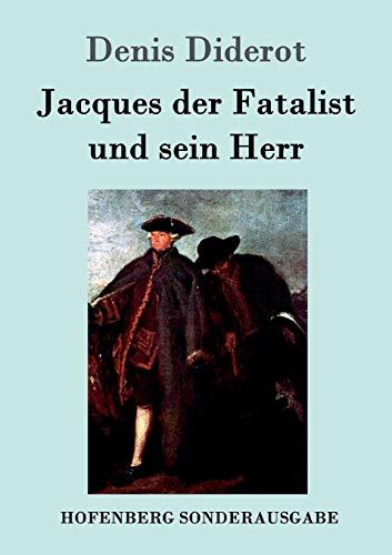 9783843080040: Jacques der Fatalist und sein Herr