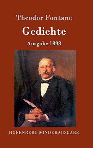9783843080194: Gedichte: Ausgabe 1898