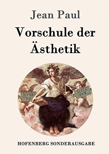9783843086486: Vorschule der Ästhetik