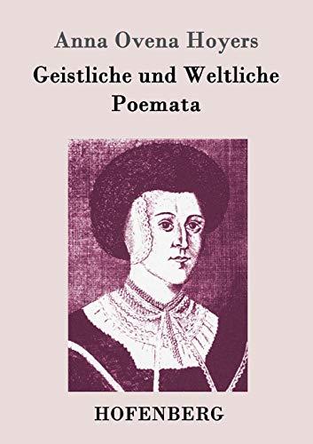 weltliche poemata 1644 trunz erich eisner christine