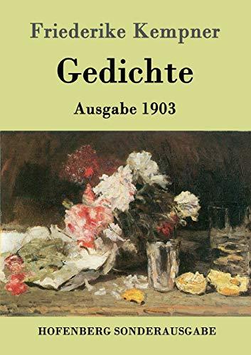 9783843096089: Gedichte (German Edition)