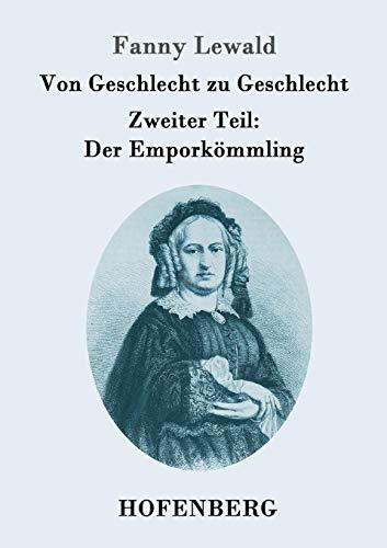 9783843096331: Von Geschlecht zu Geschlecht (German Edition)