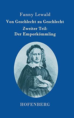 9783843096348: Von Geschlecht zu Geschlecht (German Edition)
