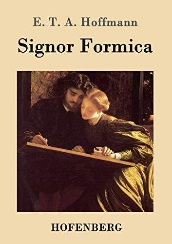 9783843098809: Signor Formica