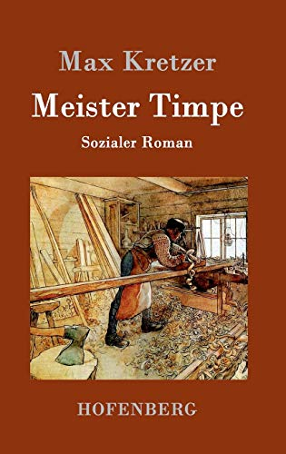 9783843099448: Meister Timpe (German Edition)