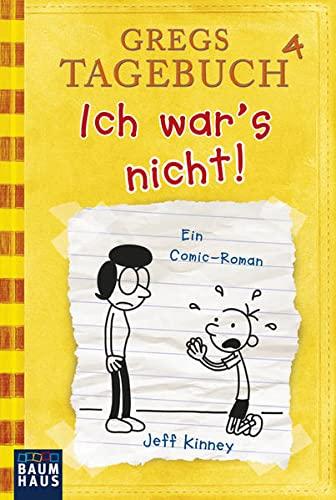 9783843210324: Gregs Tagebuch 4/Ich War's Nicht!