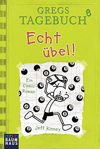 9783843210966: Gregs Tagebuch 8 - Echt übel!