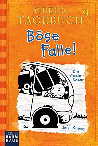 9783843211017: Gregs Tagebuch 9 - Böse Falle!: Gregs Tagebuch 9 .