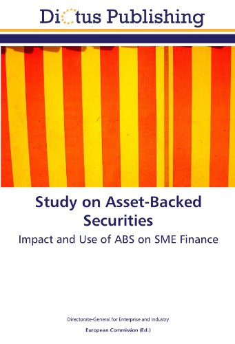 9783843339704: Study on Asset-Backed Securities: Impact and Use of ABS on SME Finance