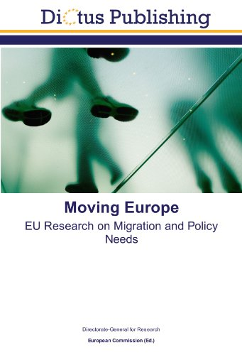 9783843349420: Moving Europe: EU Research on Migration and Policy Needs