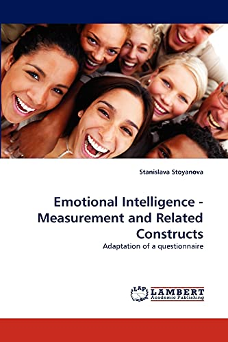9783843350648: Emotional Intelligence - Measurement and Related Constructs: Adaptation of a questionnaire