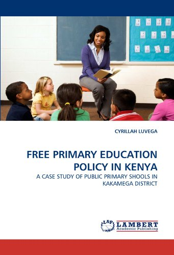 9783843366106: FREE PRIMARY EDUCATION POLICY IN KENYA