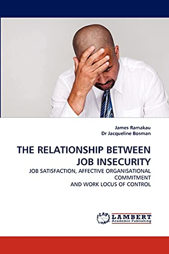 9783843366922: The Relationship Between Job Insecurity