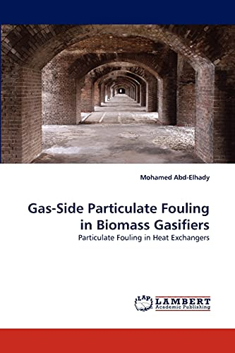 9783843371605: Gas-Side Particulate Fouling in Biomass Gasifiers: Particulate Fouling in Heat Exchangers